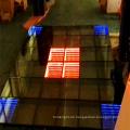 Volle neue RGB 3in1 LED Tunnel Effekt Tanzfläche