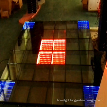 3D Houston LED Dance Floor Rental for Huge Party and Production Conference