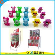 Горячий Продавая Цветастый Пустой Контейнер Пластиковые Капсулы Игрушки