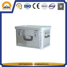 Boîte de rangement en aluminium avec poignée (HW-5001)