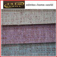 Plain Chenille Fabric for Sofa Packing in Rolls (EDM0206)