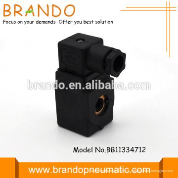 Диаметр отверстия 11.3mm Горячие продукты Китай Оптовая 24v 10.5w соленоида катушка клапана катушки
