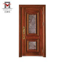 Контроль качества железных дверей для дома Индия