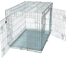 Metal wire pet cages