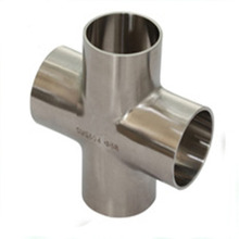 Pipe Fittings Stainless Steel Cross