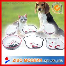 Цветные чаши для домашних животных