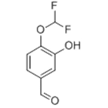Benzaldehyde,4-(difluoromethoxy)-3-hydroxy- CAS 151103-08-1