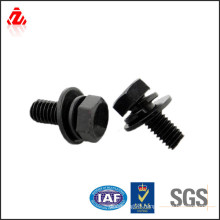Low hex socket head cap screw