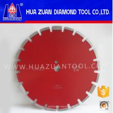 350mm * 25.4mm Asphalt Diamantklinge