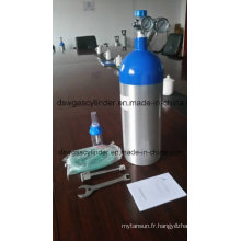 Cylindre en aluminium 2L