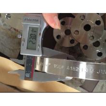 Flange X2crnimo17-12-2 / 1.4404, flange de aço de Stainles