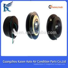 10S17C denso air cnditioner embrayage compresseur pour ISUZU dans l'usine de Guangzhou