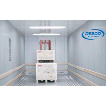 Large Capacity Safe Goods Freight Elevators