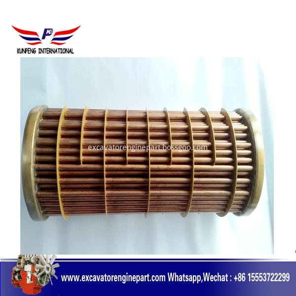 genuine CCEC NTA855 CUMMINS Oil Cooler Core assy 208149 for diesel engine