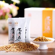 Buckwheat tea 100% organic black buck wheat tea Osmanthus flavored tea