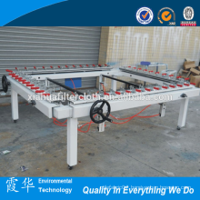 Fine mesh wire mesh making machine