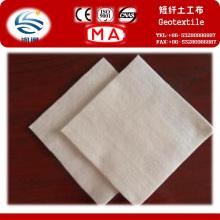 Géotextile non tissé à fibres courtes en polyester