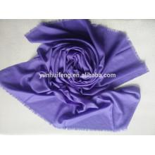 Lenço de tecido de diamante de lã