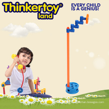 Intelligence Plastic Microphone Toy for Chidren