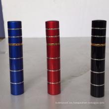 8ml spray de pimienta de lápiz labial en color rojo