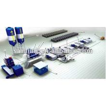 Máquina de painel de parede de concreto EPS para venda