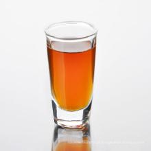Copo de vidro 50ml tiro copo de vinho por atacado