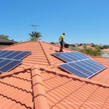 Ongrid 20 ква Солнечной системы крепления конструкции крыши