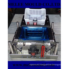 Plastic Crate Mould Supplier Injection Crate Mold Maker