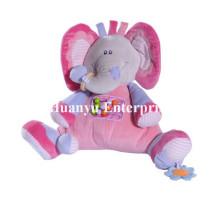 Factory Supply Nouveau design de jouet en peluche recouvert de bébé