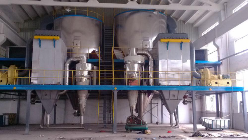 Centrifugal High Speed Spray Drying Equipment