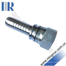 Jic Female Thread 74 raccord de tuyau hydraulique cône (26711)