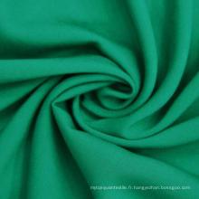 95% Rayon + 5% Tissu Spandex Tissu Élastique Rayon 60s