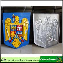 Custom 3D Romania National Emblem