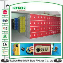 Fichas de plástico ABS armario niños armario gabinete de almacenaje