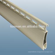 Top quality aluminium roller shutter slats