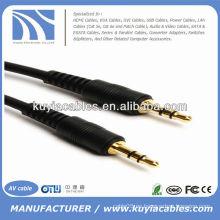 3.5mm macho a cable de audio macho cable M / M