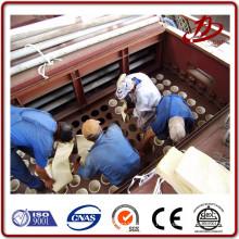 Centro de servicio en el extranjero disponible Servicio posventa proporcionado y nueva condición Rectangular filtro de bolsa de pulso