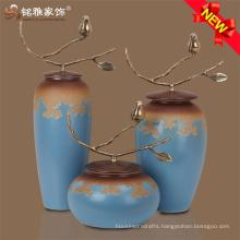 christmas living room decor elegant luxury design hot selling garden indoor decorative porcelain pot
