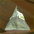 TOP SALE Simply Biodegradable Nylon Pyramid Tea Bags