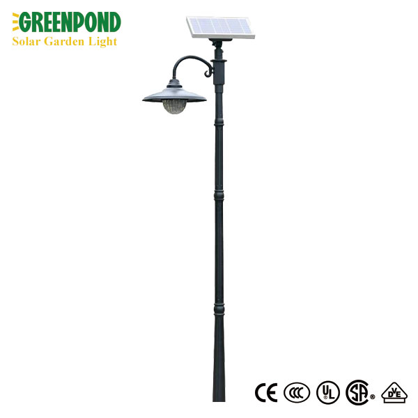 5M 20W Cost-efficient Bright Solar Garden Light