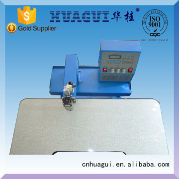 HUAGUI Schneidemaschine für Stickerei Stoff