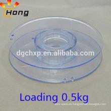 bobina de carrete de filamento de impresora de bobina de plástico