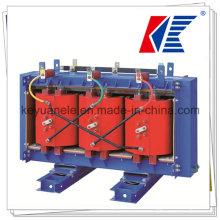 Transformateur de distribution à résine de type sec de 33kv