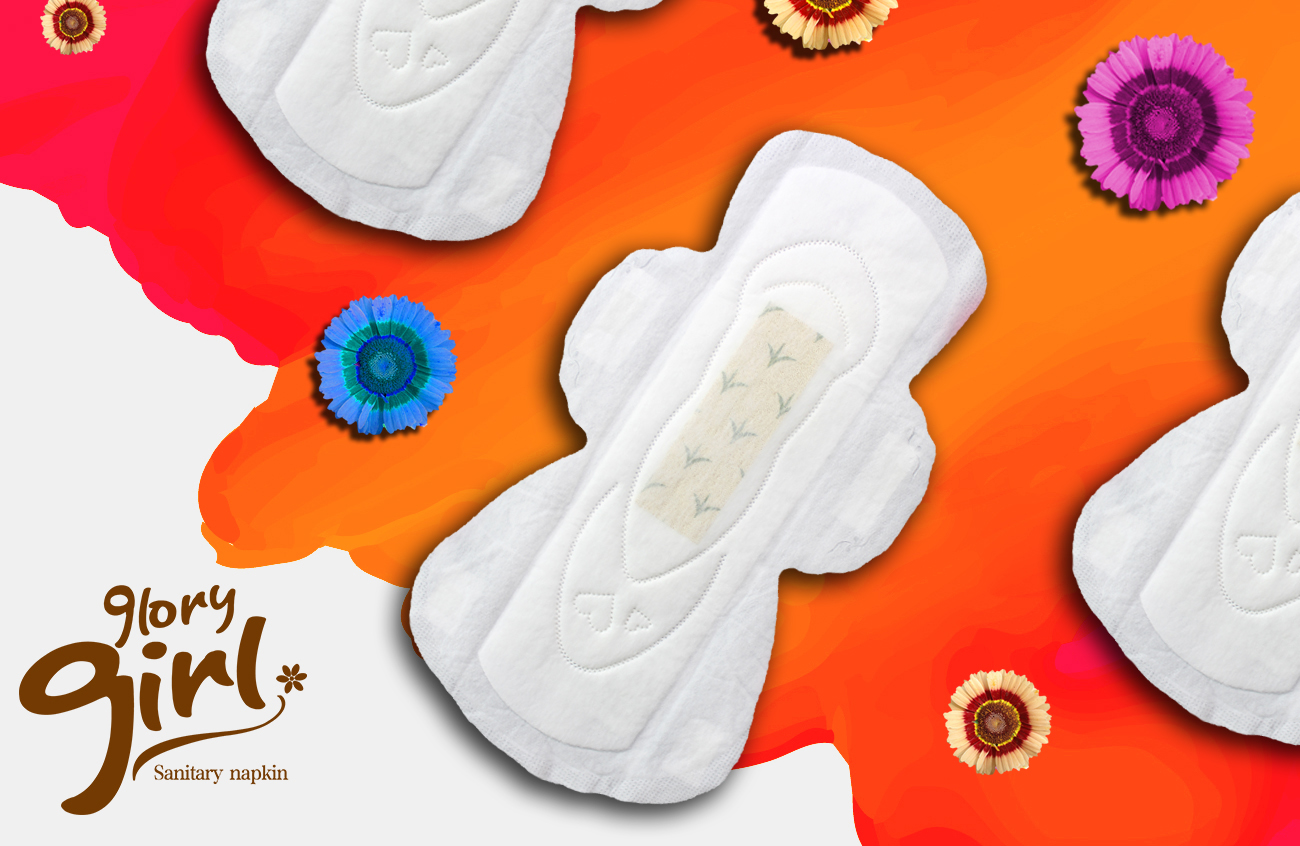 women's sanitary napkins