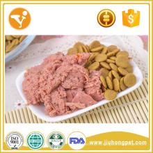 Горячая продажа влажная пища для домашних животных натуральная консервированная собака