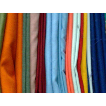 T/C) 80%POLYESTER 20%COTTON Dyed Fabric (manufacturer directly supply)