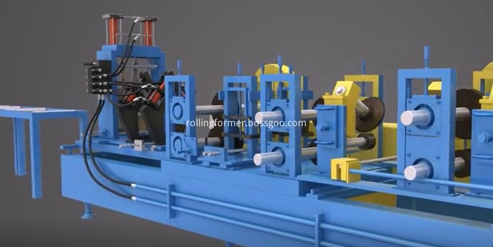 CZ purline rollformers CZ purline roll forming machine (4)