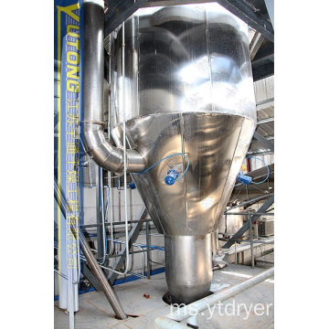 Sodium Silicate Pressure Spray Dryer