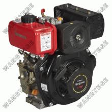 Diesel-Motor mit 4,2 PS Einzylinder und Recoil Starter oder Direkteinspritzung Combustion System