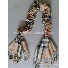 Модный индийский шарф и платки